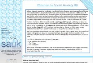 SocialAnxietyUK